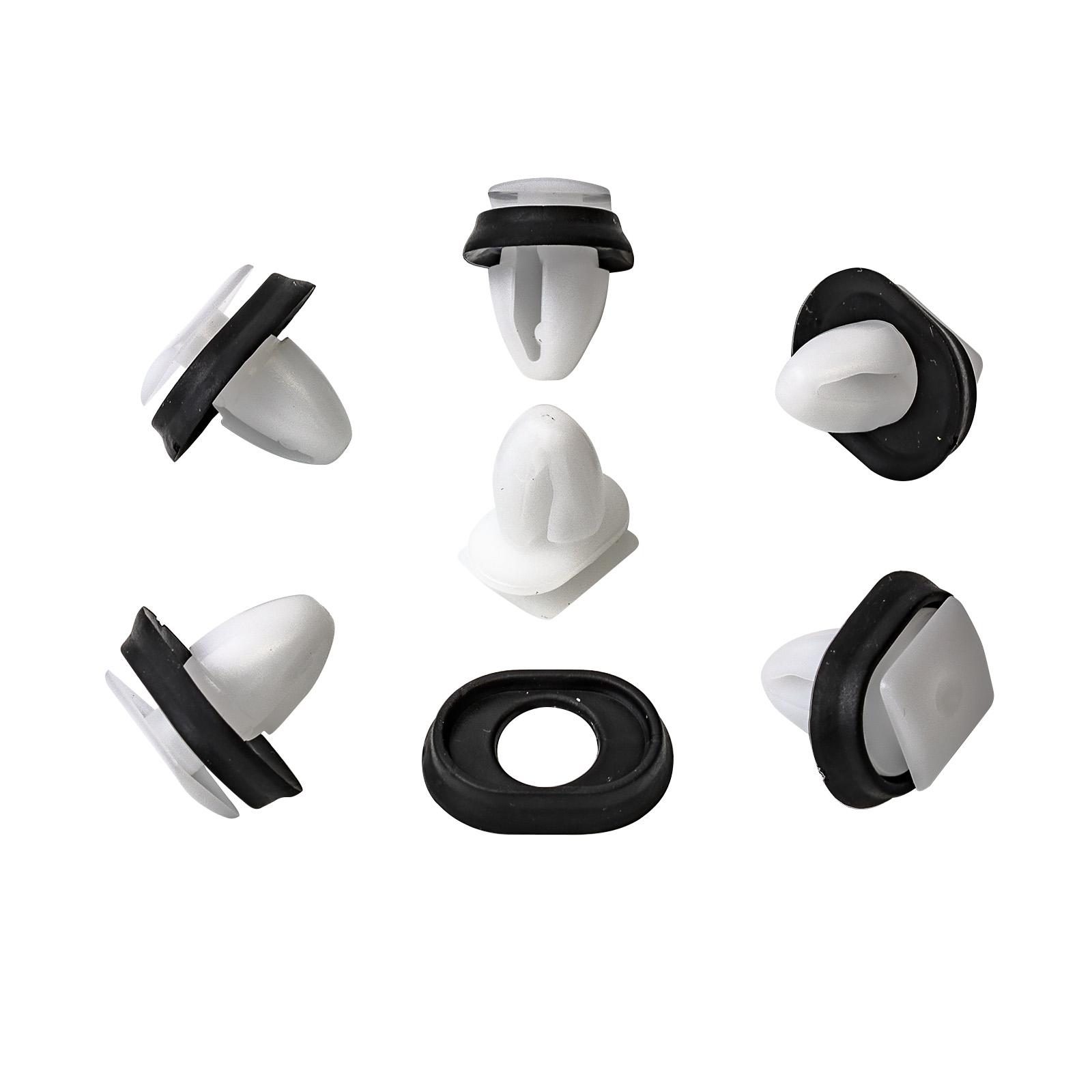 20x RENAULT TÜRVERKLEIDUNG /& Verkleidungs Clips inklusive 7703077111